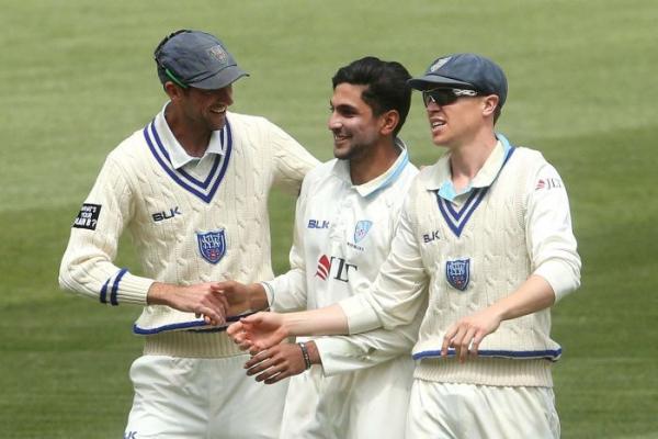 Jason Sangha a man apart in Australian cricket's rebuilding process