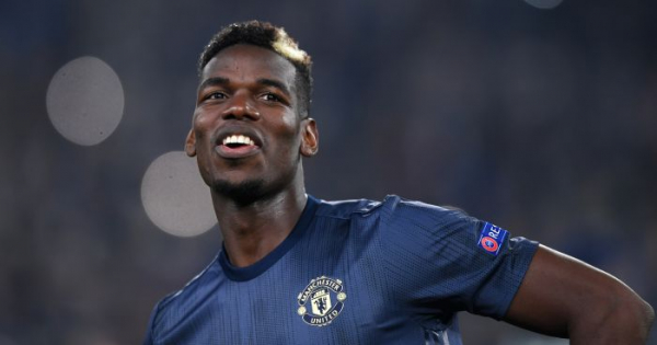 'It's good to be the outsider,' claims Pogba