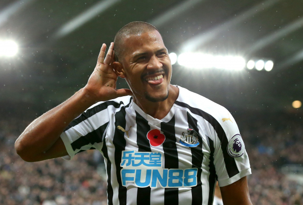 Newcastles Salomon Rondon scores twice in vital victory over Bournemouth