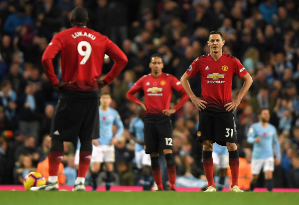 Manchester United paid the price for their lack of confidence against Manchester City, insists Nicky Butt