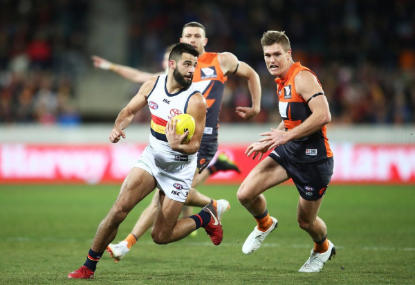 Versatile Crows defender happy to play anywhere