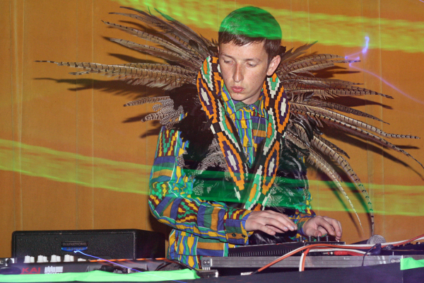 Good Morning Mix: Totally Enormous Extinct Dinosaurs brings deep grooves to Seattle's KEXP