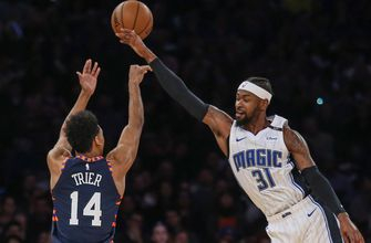Terrence Ross, Nikola Vucevic power Magic's blowout win over Knicks at Madison Square Garden