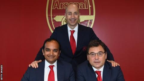 Arsenal 'never want' to break away - but want to be part of any talks