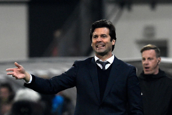 Real Madrid rediscover their goal touch as Santiago Solari stakes claim for full-time job