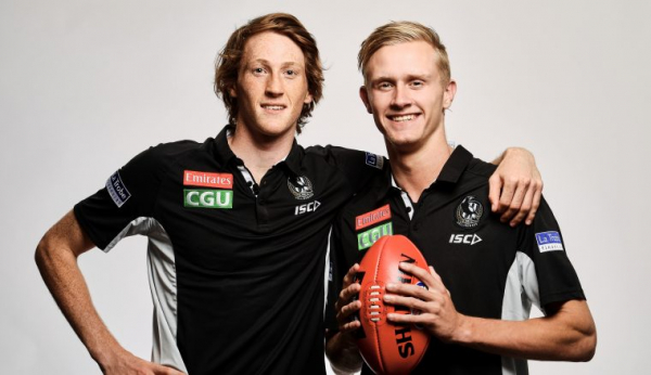 A letter to the AFL draftees