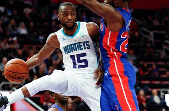 Hornets LIVE To Go: Parker, Walker power Hornets past Pistons