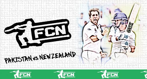 1st Test – Pakistan V New Zealand – FCN Preview