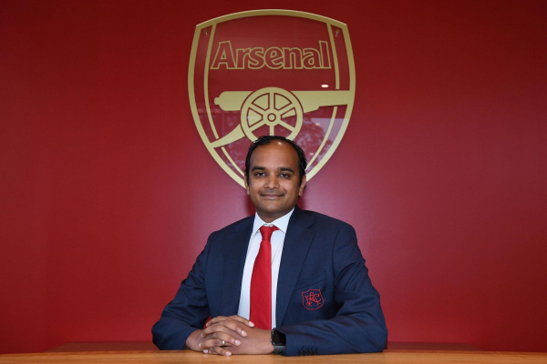 Arsenal chief Vinai Venkatesham on transfers and clubs need to return to the Champions League