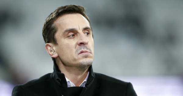 Neville analyses Manchester United's top four chances