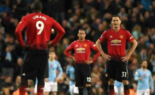 Manchester United legend singles out star who went missing when it mattered most against Manchester City