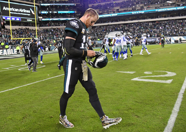Eagles reality check against Cowboys reveals a team in crisis