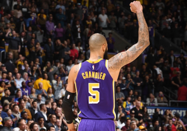 Tyson Chandler Reveals He Chose To Sign With Lakers Over Warriors After Suns Buyout, Clearing Waivers