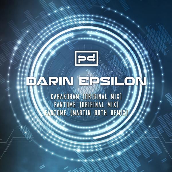 Premiere: Darin Epsilon – Karakoram