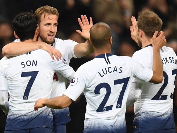 Harry Kane sets Tottenham on the road to beating Southampton as Ralph Hasenhuttl watches on