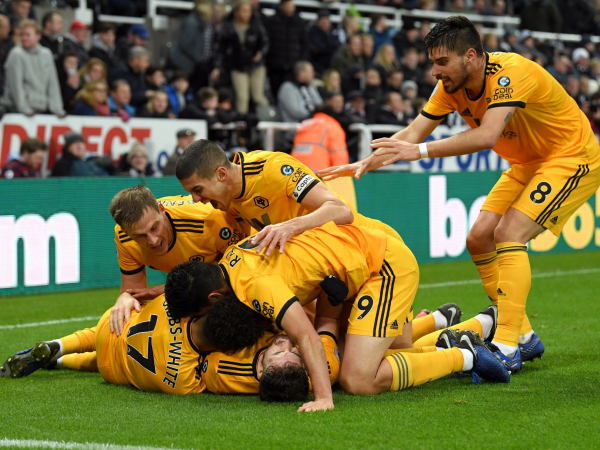 Matt Dohertys last-gasp winner for Wolves delivers 10-man Newcastle a painful blow