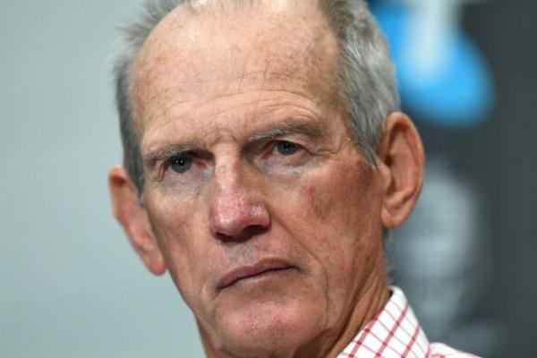 Broncos sack Wayne Bennett