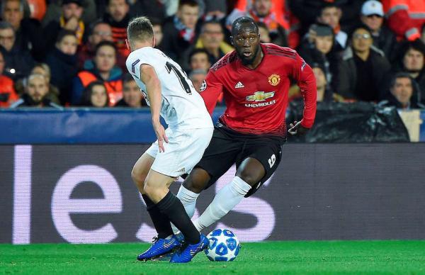 Watch: Romelu Lukaku infuriated entire Man Utd fanbase in one moment vs Valencia