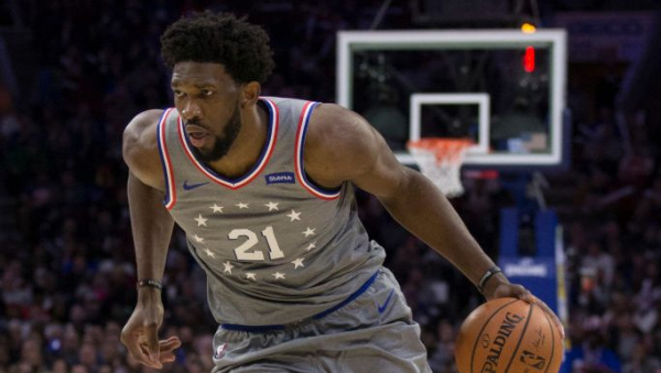 Joel Embiid on 76ers' loss to Raptors: 'I sucked … I've been so trash'