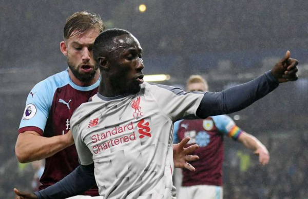 Naby Keita's individual highlights v Burnley show Liverpool have signed a diamond