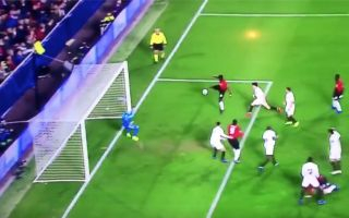 Video: Paul Pogba produces miss of the season contender in Manchester United vs Valencia