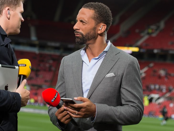 Rio Ferdinand raves about 'influential' Liverpool FC star