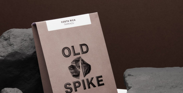 Old Spike Packaging Design