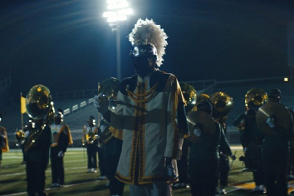 Justice gets 'Heavy Metal' with a marching band in their new music video