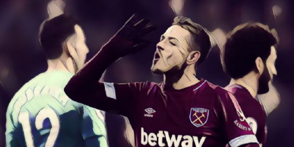 Hernandez reveals he's 'enjoying' his football again with West Ham
