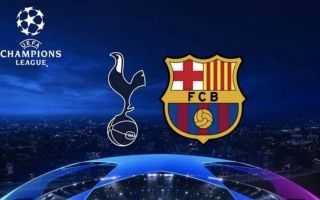 Huge boost for Tottenham as Barcelona superstar is omitted from CL showdown