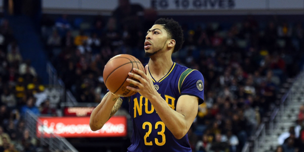 Report: Anthony Davis Happy playing for New Orleans