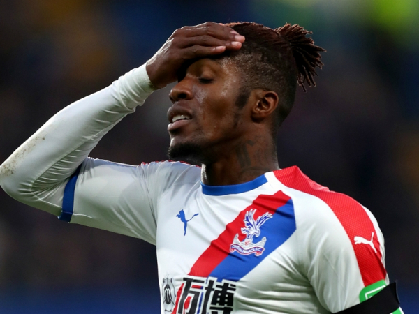 Wilfried Zaha to miss Crystal Palace game against Leicester City