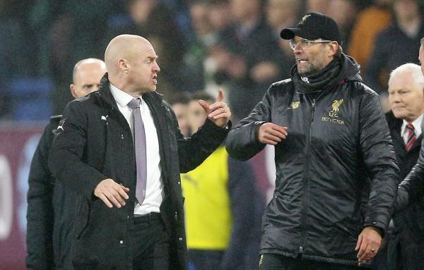 Liverpool team news: Jurgen Klopp rejects accusations of Daniel Sturridge cheating as Sean Dyche spat escalates