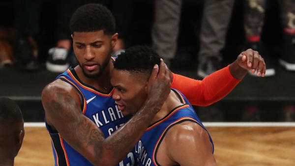 Three Things to Know: Russell Westbrook makes history, Paul George has 47 in comeback win