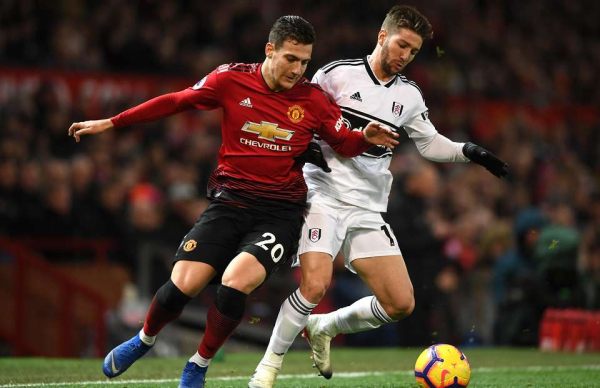 Diogo Dalot's performance v Fulham shows why Man Utd fans are buzzing about him