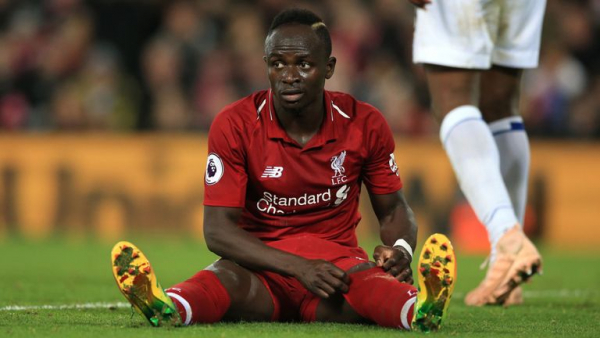 Mane doubt, Clyne & Lovren out for Reds