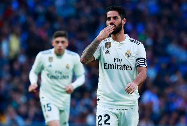 Real Madrid 6 UD Melilla 1 (10-1 agg): Isco sends message to Santiago Solari with double in Copa Del Rey rout