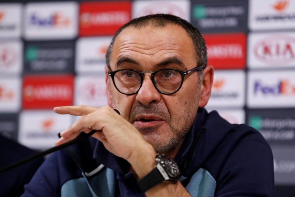 Chelsea boss Maurizio Sarri disgusted by abuse of Raheem Sterling
