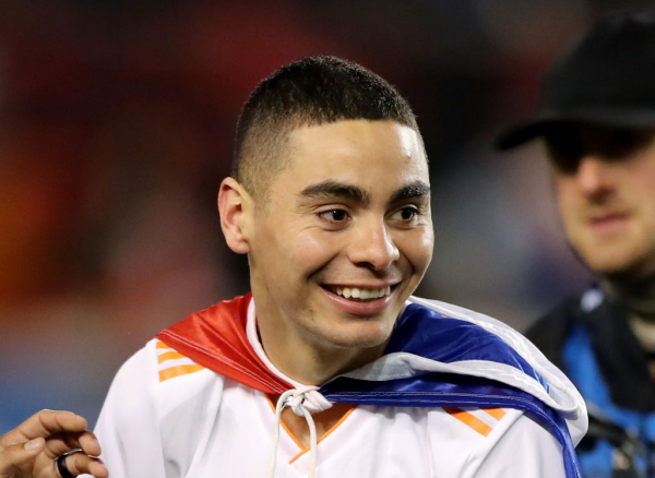 Miguel Almiron to cost Arsenal upwards of £30million, says club chief