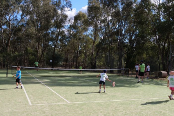 Tennis surpassing football, cricket popularity in tiny rural towns