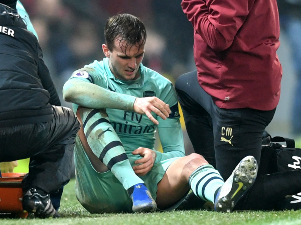 Arsenal news: Rob Holding out for up to nine months with ruptured ACL, club confirm