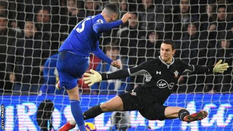 Southampton lose at Cardiff in first game under Hasenhuttl