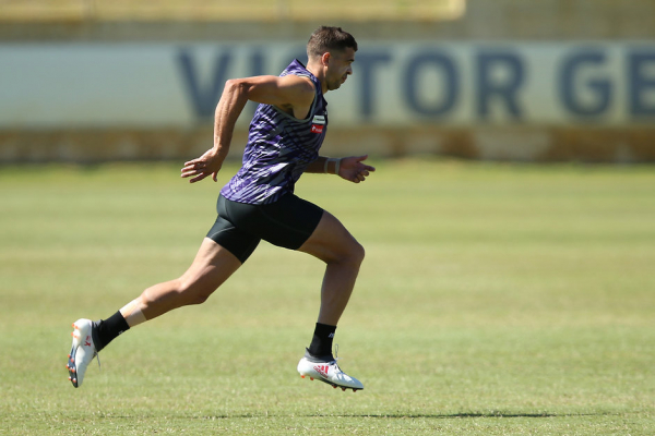Blow for Freo as star wingman undergoes quad surgery