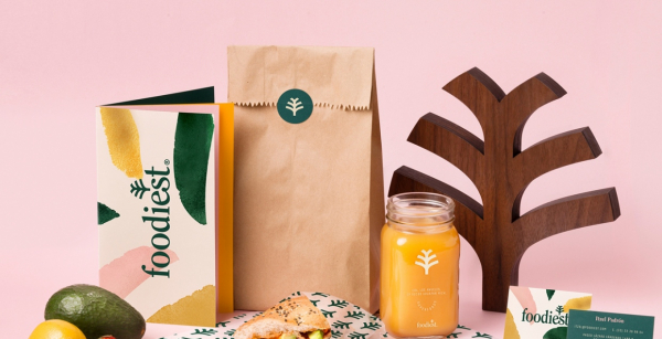 Foodiest Superfoods Branding