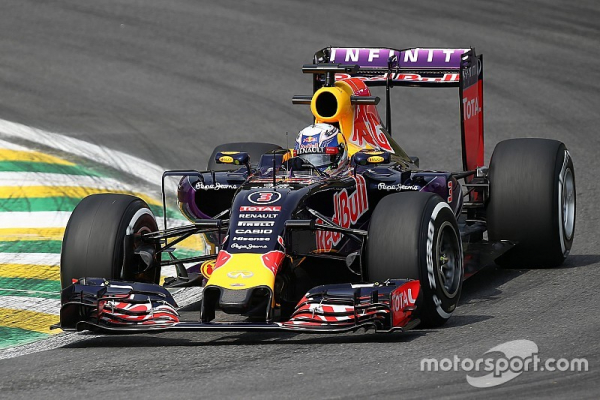 """Ricciardo changed by 2015 """"low"""" point at Red Bull"""