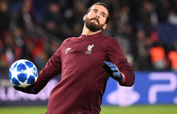 Liverpool fan's superb video of Alisson this season shows exactly why 'he's worth €75m'