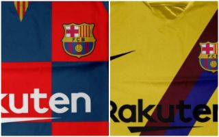(Photo) Barcelona 2019-20 home and away kits seemingly confirmed
