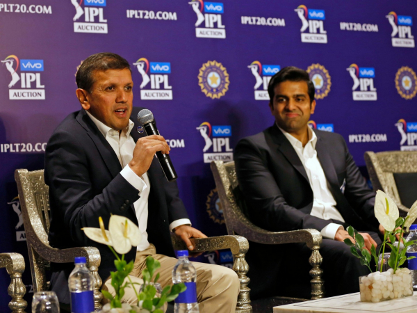 Behind the scenes at the IPL auction with Rajasthan Royals