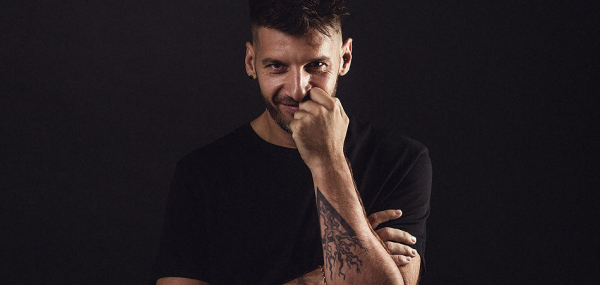 Andres Campo makes his Intec debut with a 'Cyclone' of techno masterpieces