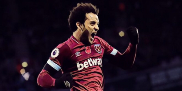 West Ham's Anderson happy to continue winning streak
